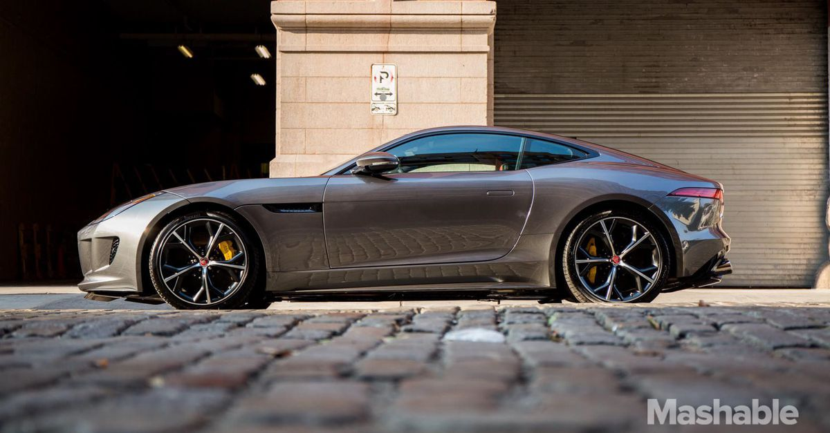 On Some Level I Don T Really Need To Write A Review Of The Jaguar F Type R Coupe I Mean Just Look At It Jaguar F Type Jaguar Expensive Sports Cars