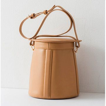 69e5746f251f Hot-sale designer Women PU Leather Crossbody Bag Cute Bucket Bag Online -  NewChic Mobile