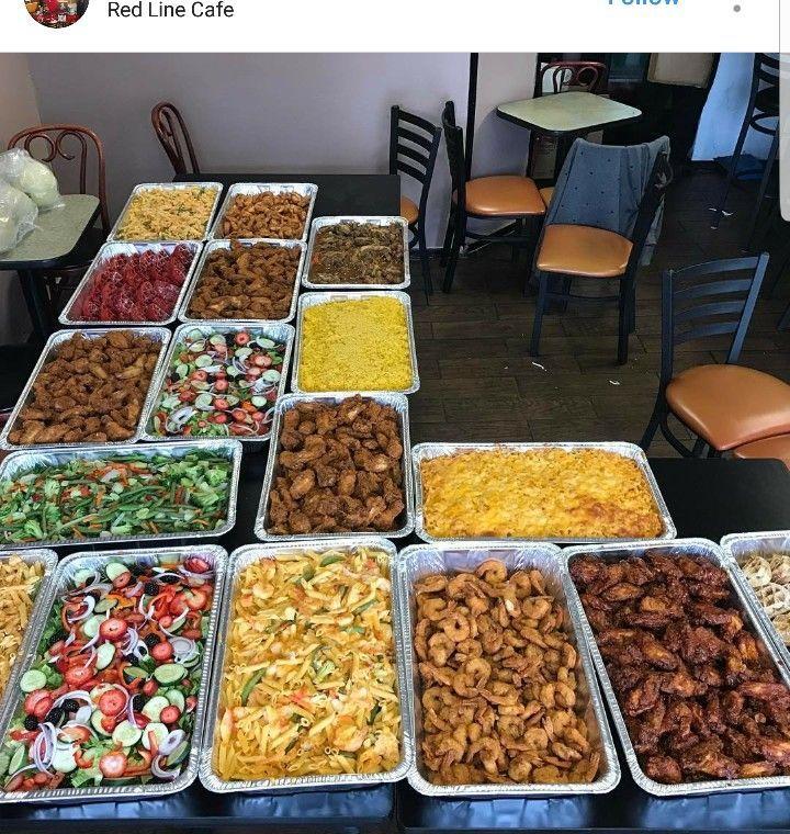 Q U E E N Pinterest Melonpopin Wedding Buffet Food Bbq