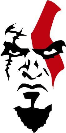 Logo Spartan Kratos | sifat | God of War, Joker art, Art