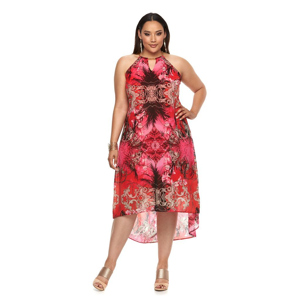 Plus Size Jennifer Lopez Embellished Mesh Maxi Dress - I bought this for an  upcoming cruise