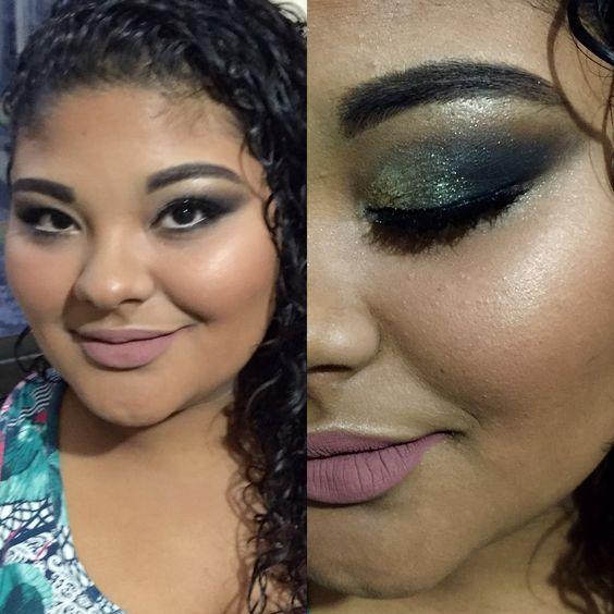 Maquiagem para debutante
