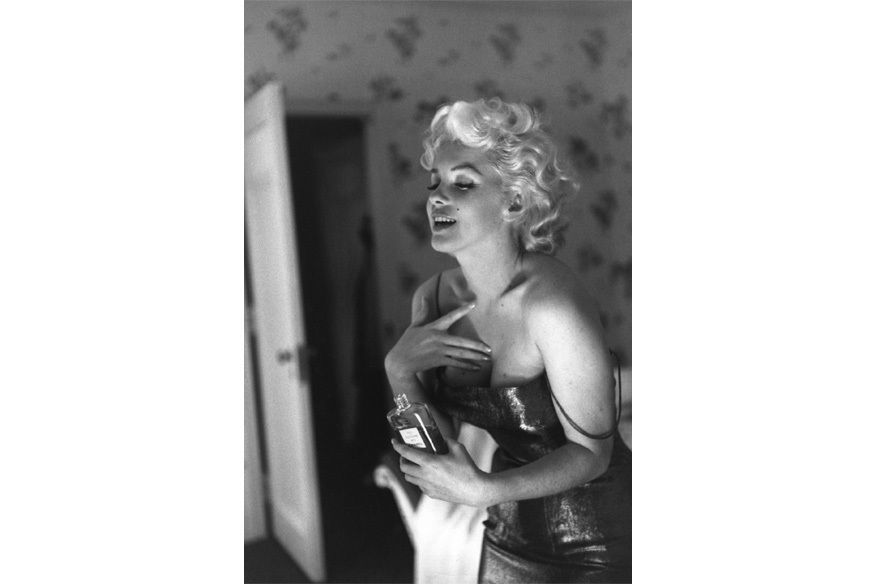 Marilyn Monroe für Chanel