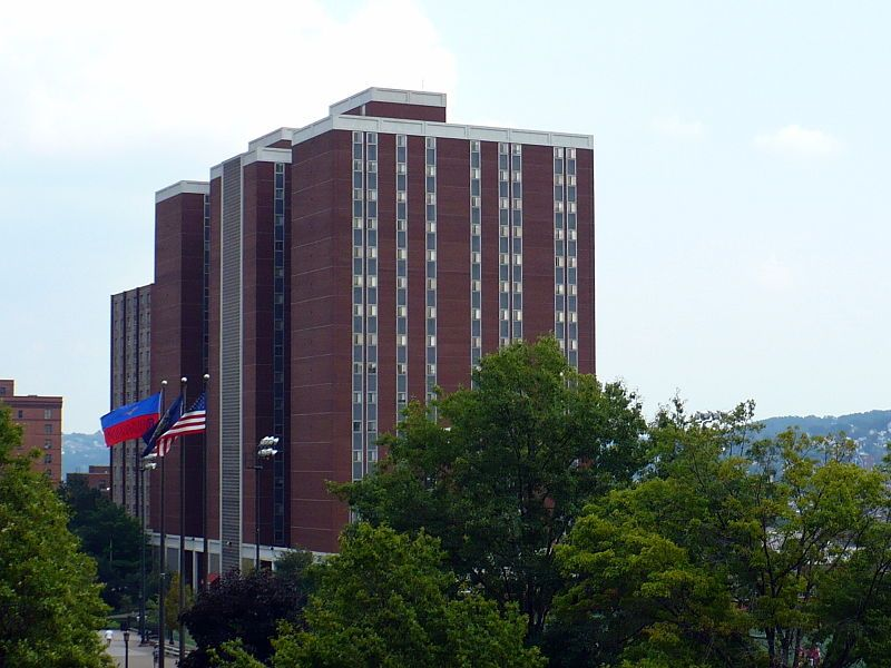 Duquesne Towers | Duquesne University in 2019 | Pittsburgh ... on