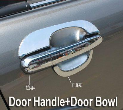 Product Image Chrome Door Handles Kia Sportage Door Handles