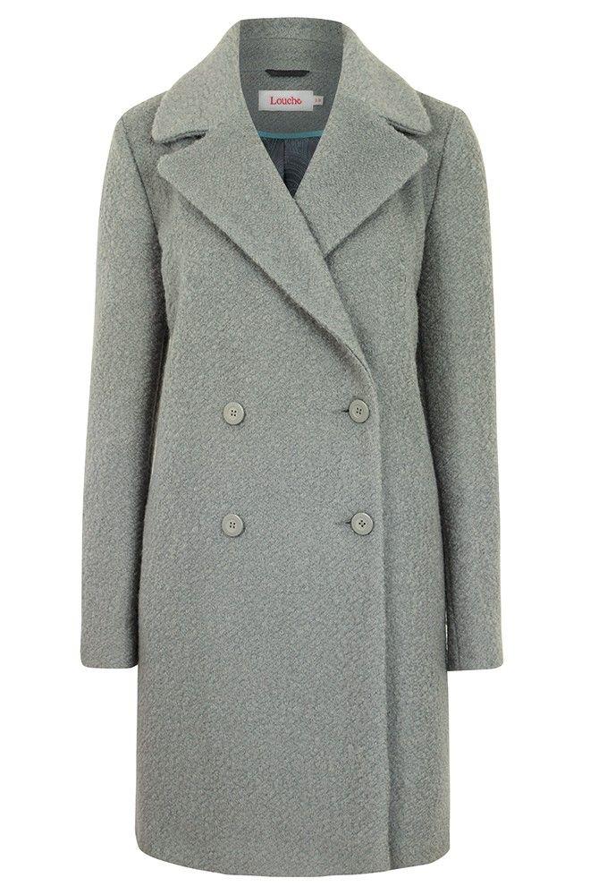 Louche Raven Coat