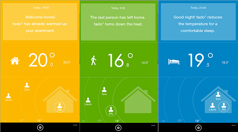 Image Result For Smart Thermostat Apps Smart Thermostats