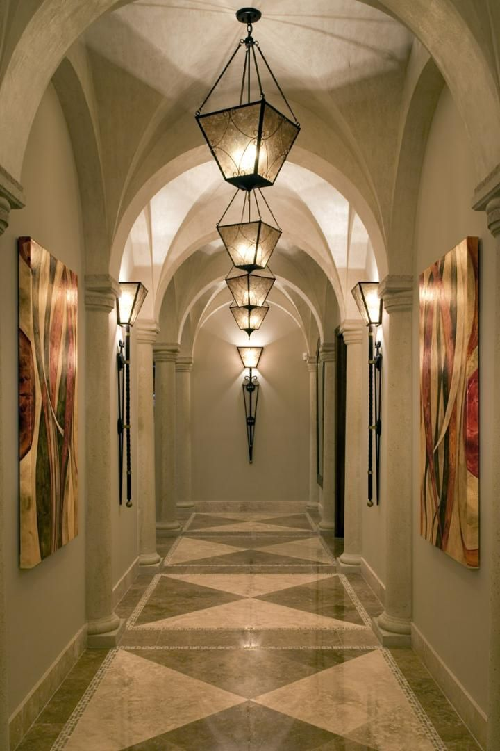 Beautiful Foyer Lighting : Beautiful hallway lighting luxurious dream homes