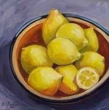 lemon art - Google Search