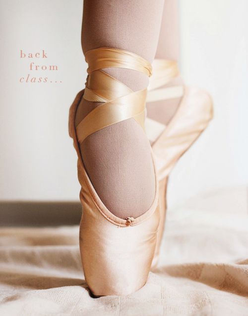 5800b1c69 Pointe shoes