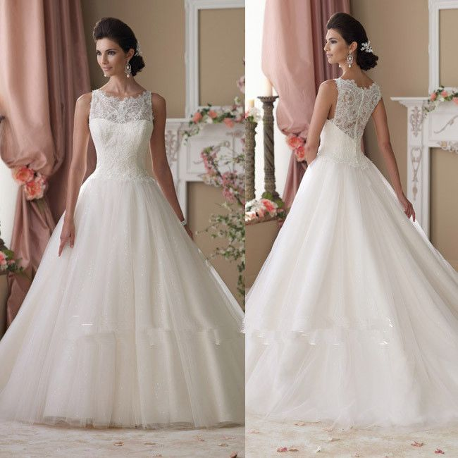 Cheap Plus Size Wedding Gowns Under 100: ... Mariage Bridal Gown Sale