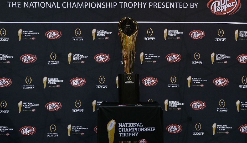 New Year's Six Bowl Games, CFP Schedule Game Odds