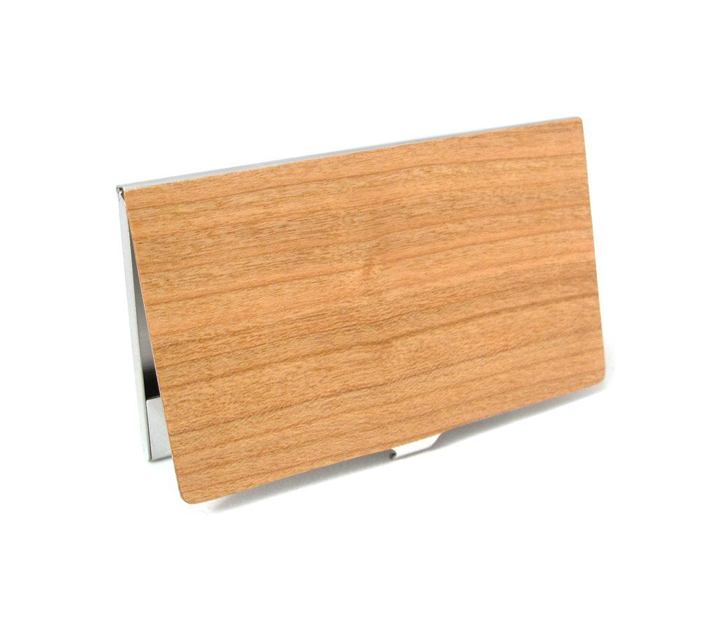 Card Case Cherry wood | Card case and Woods