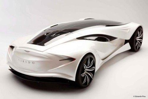 Aston Martin Concept Car IED Turin Future Car  Inspiration