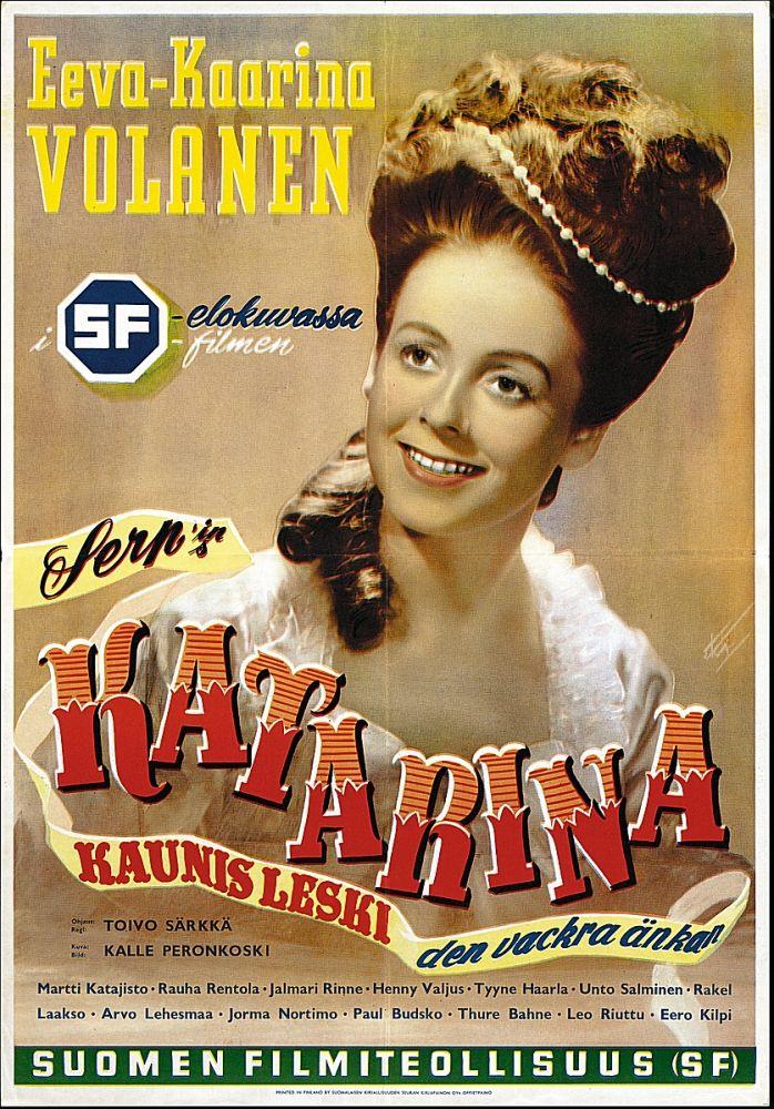 Katarina kaunis leski (1950)