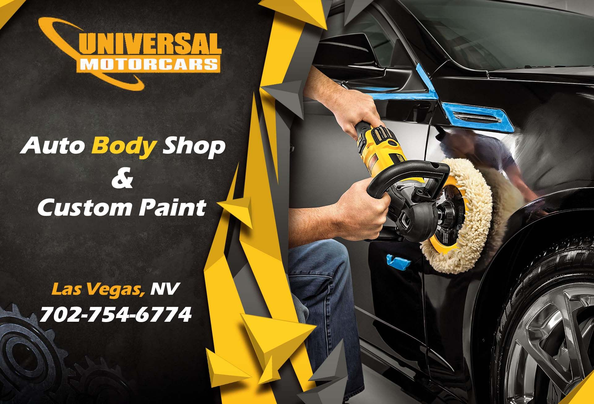 Auto Body Shop In Las Vegas Auto Repair Shop Auto Body Auto Body Shop