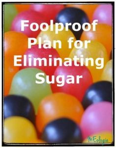 how to eliminate sugar from your diet