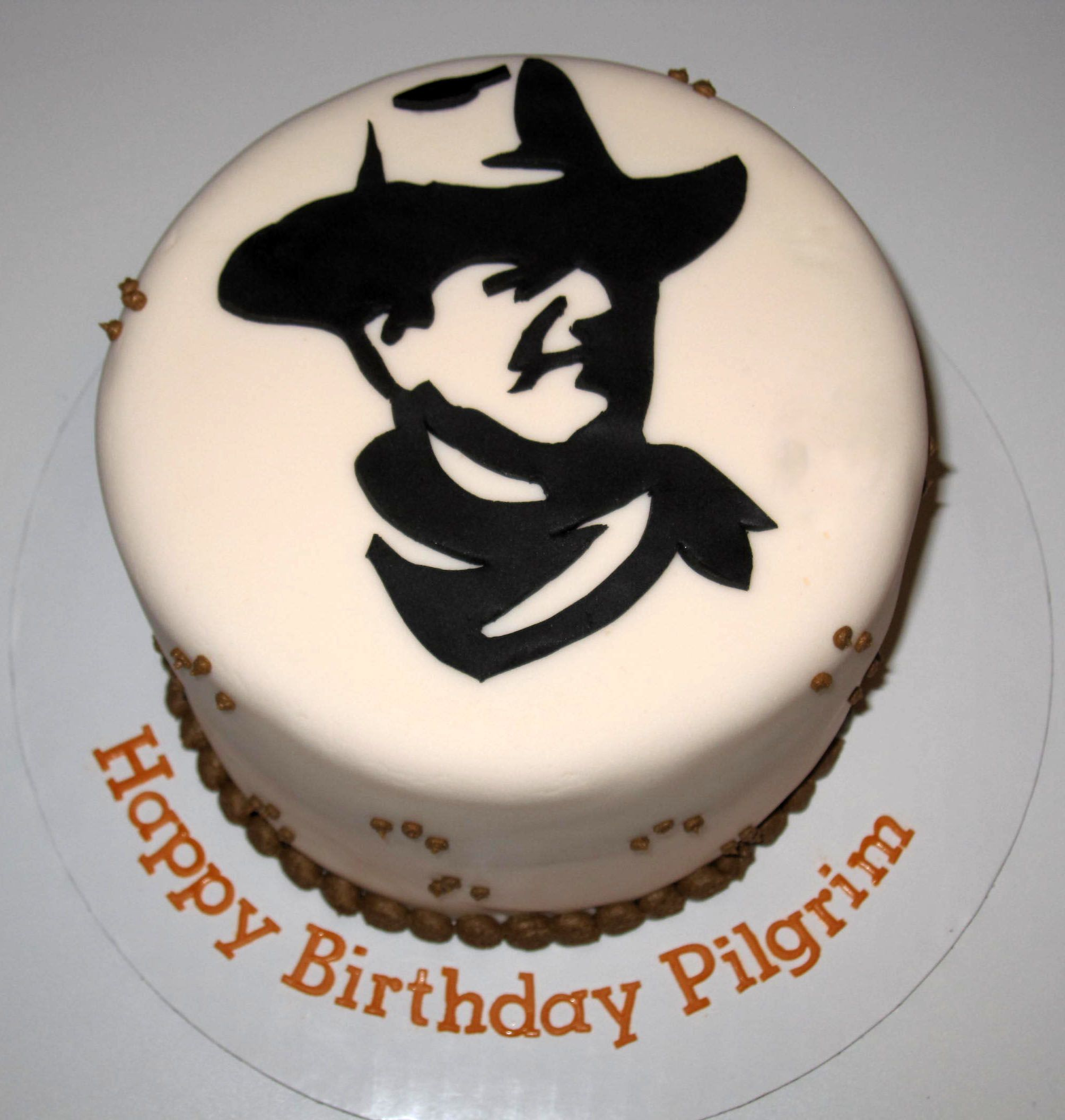 Birthday Cake For John : John Wayne Birthday Cake Party Cakes Pinterest John ...