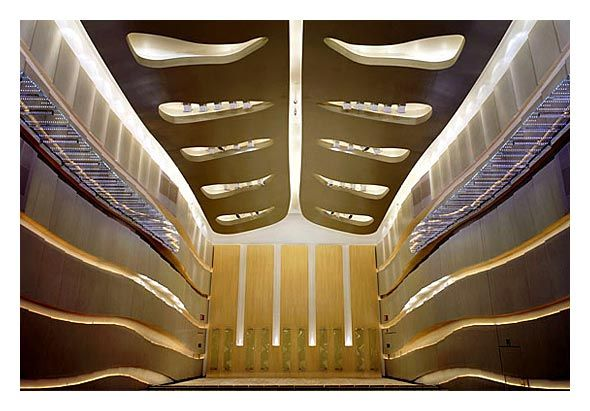 Hakuju Hall. Tokyo. | Concert hall, Architecture, Gallery