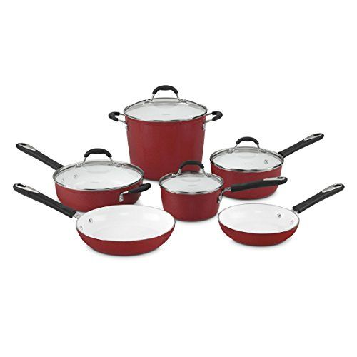 Top 5 Best And Tested Ceramic Cookware Set Reviews Of Year Info With Images Ceramic Cookware Set Cookware Set