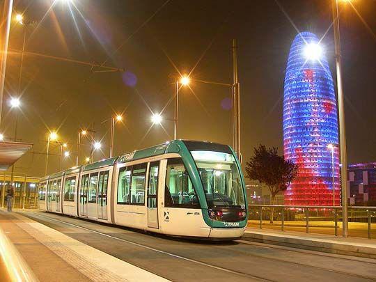 Zug Madrid Barcelona