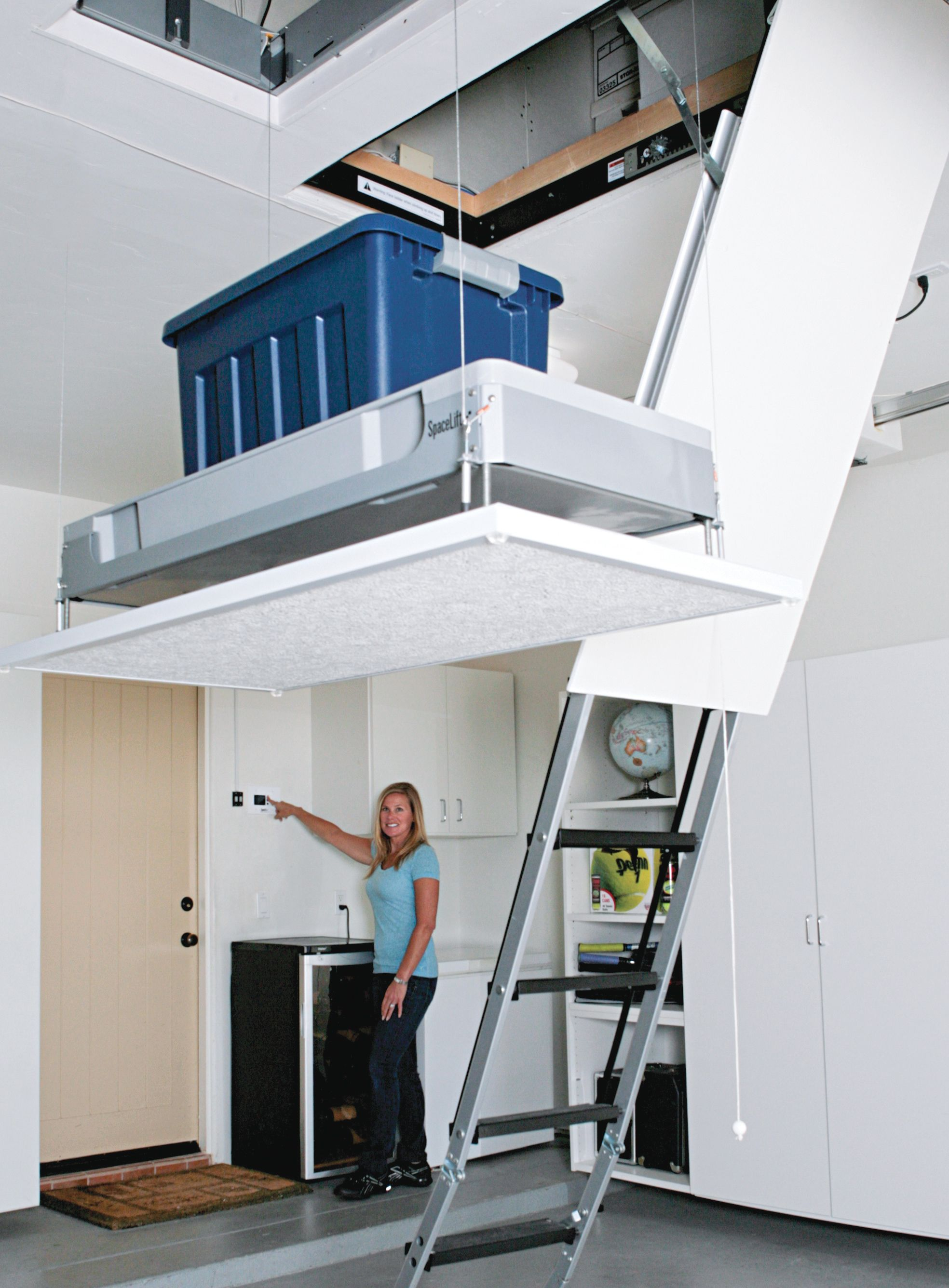 Spacelift 5000 for lifting things from the garage to the attic spacelift 5000 for lifting things from the garage to the attic 187500 from dealer if solutioingenieria Images