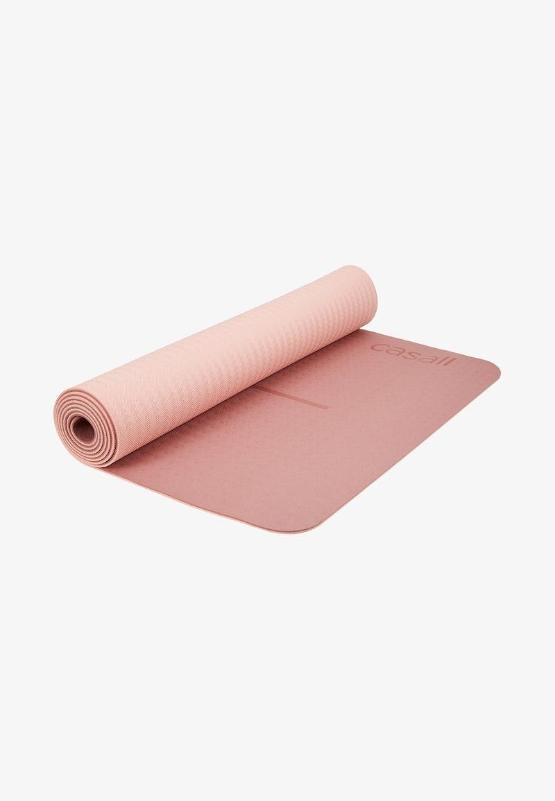 YOGA MAT POSITION 4MM - Fitness / Yoga - calm red/energy pink @ Zalando.de �
