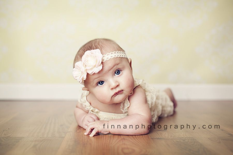 396868ead305 4 month baby poses - Google Search