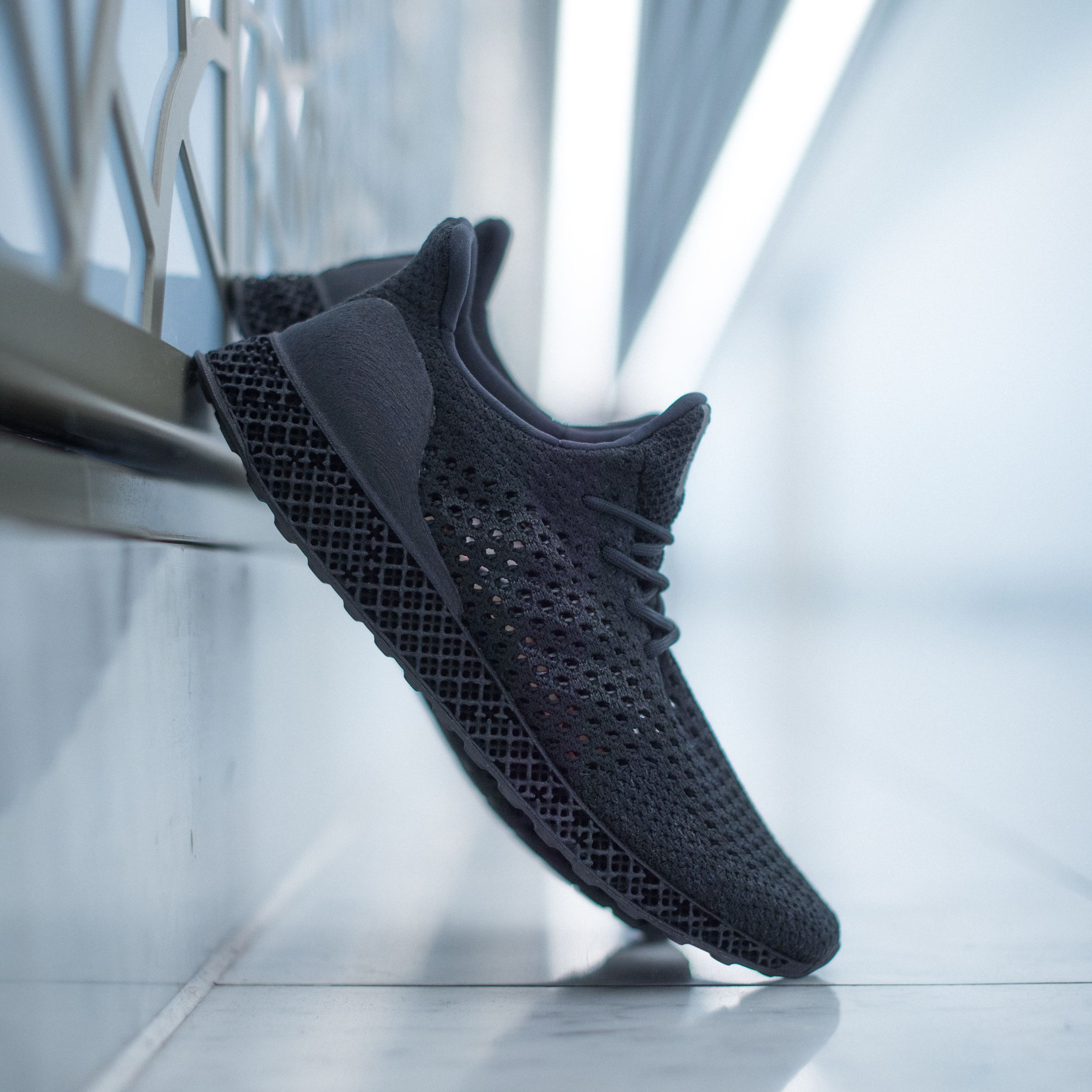 free shipping 17d5c 38d8e 3D-printed Adidas trainers go on sale httpift.tt2hwruxZ