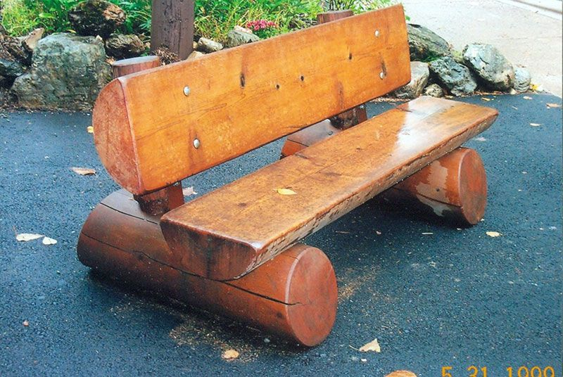 Rustic Cedar Benches Outdoor   Google Search · Outdoor FurnitureBenches