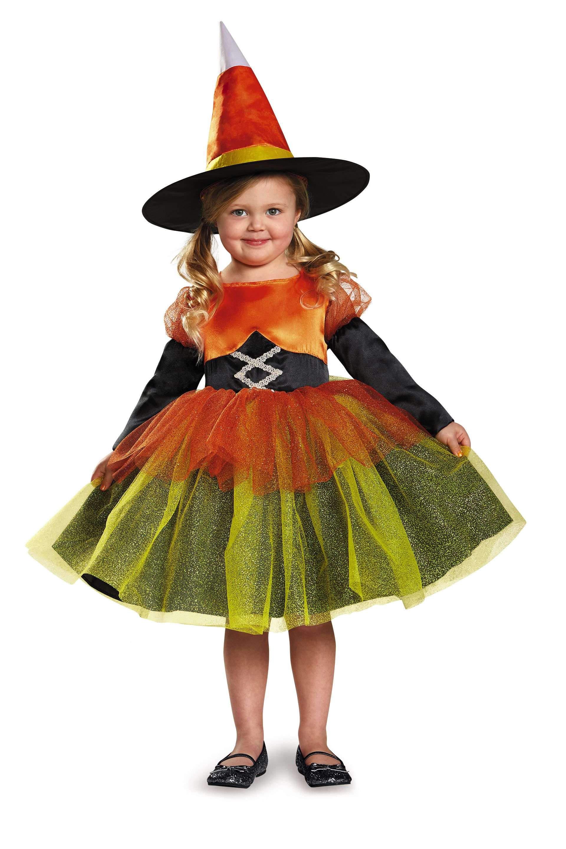 Candy Corn Witch Generic Toddler Costume Disguise Inc.  sc 1 st  Pinterest & Candy Corn Witch Generic Toddler Costume Disguise Inc. | 2016 ...