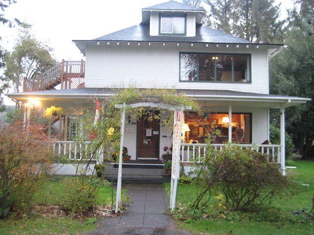 The Cullen House B B Forks Washington Forks Washington
