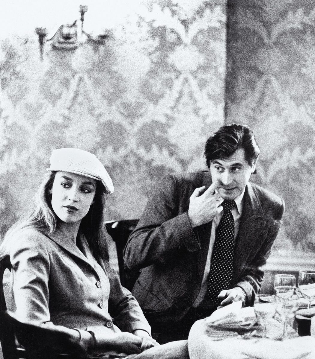 Jerry Hall / Bryan Ferry.