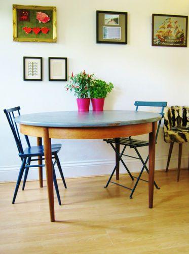 G Plan Table Vtg Retro 50s 60s Dining Extendable G Plan Mid
