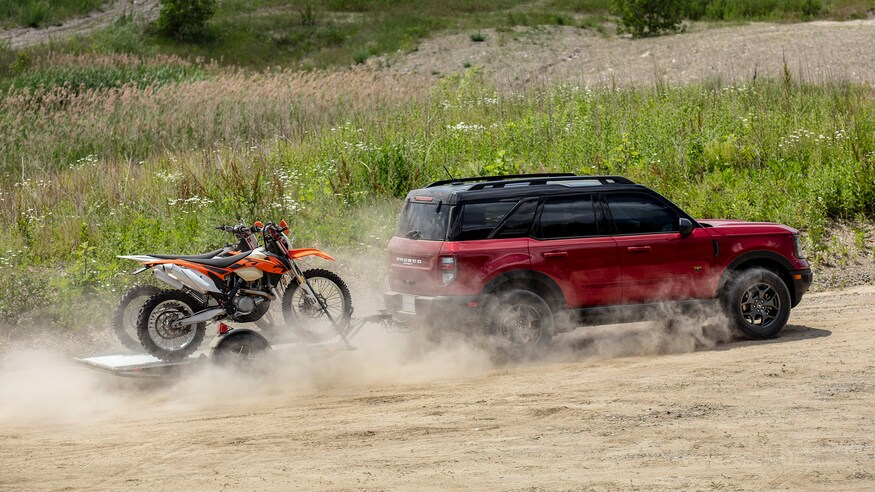 2021 Ford Bronco Sport First Look in 2020 Bronco sports