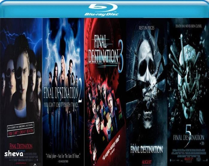 Free Download Final Destination All 5 Parts Hindi Dubbed 300mb Brrip only at downloadingzoo.com