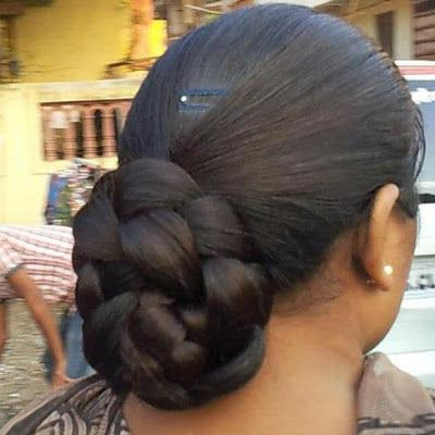 Picssr: indian braided hair's most interesting photos