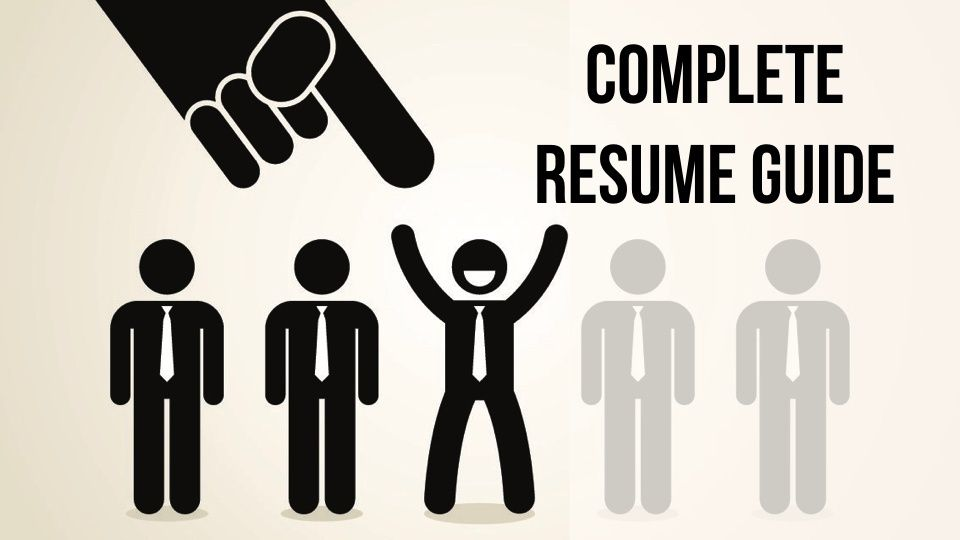 What Recruiters Wish You Knew About Writing Resume Life hacks - ministry resume
