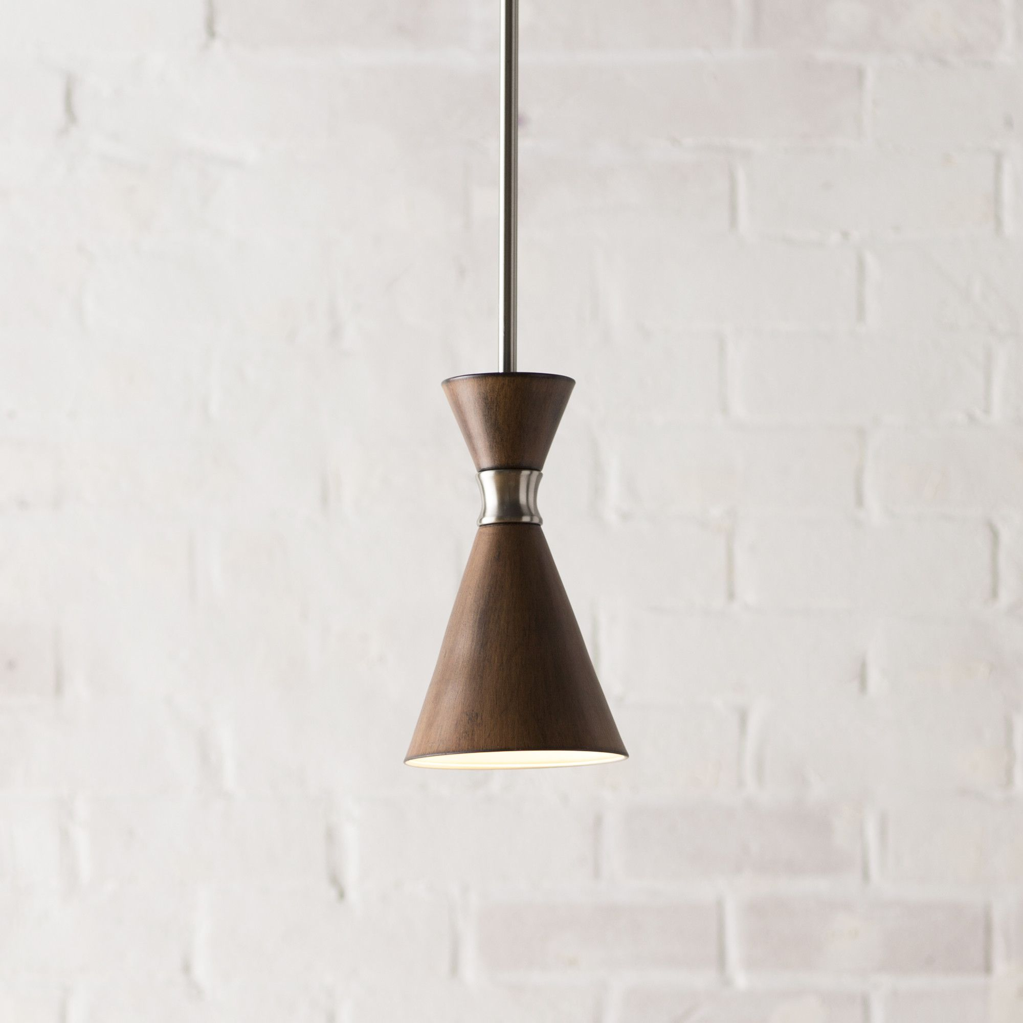 Langley Street Ibsen 1 Light Mini Pendant Allmodern