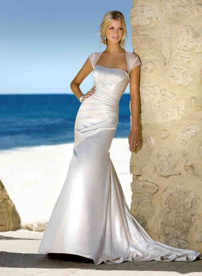 Beach wedding dress ideas beach wedding ideas pinterest beach