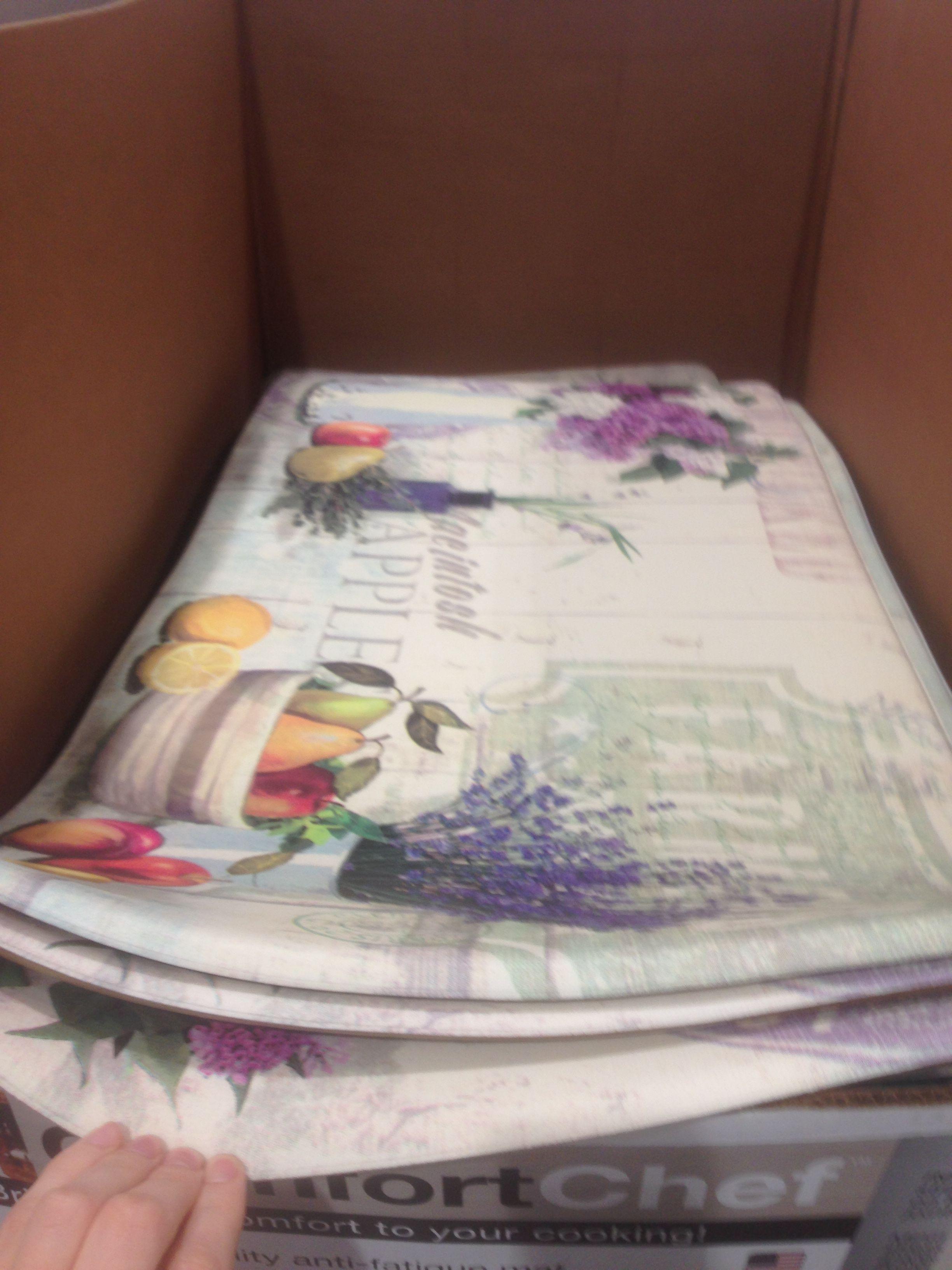 Kitchen mat from Costco in TW - $11   Wedding registry ...