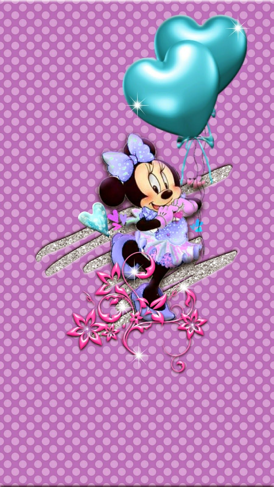 Blingin' Android goodies!!! Minnie mouse drawing