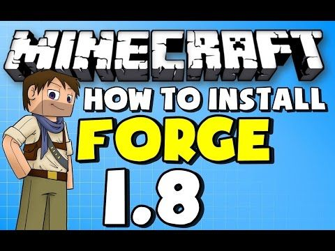 ★ Minecraft Mods: How to Install Forge For Minecraft 1.8 NEW - http://dancedancenow.com/minecraft-lan-server/%e2%98%85-minecraft-mods-how-to-install-forge-for-minecraft-1-8-new/