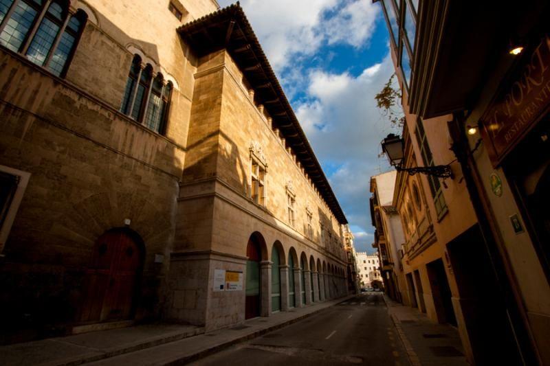 Nueva Sede Del Archivo Histã Rico Provincial De Palma De Mallorca Gerencia De Infraestructuras Y Equipamientos Mallorca Palma De Mallorca Archivadores