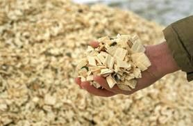 Houtsnippers Natuurlijke Materialen