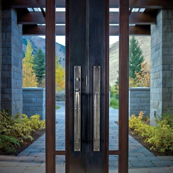 Project Showcases Exterior Door Hardware Front Door Hardware Exterior Doors