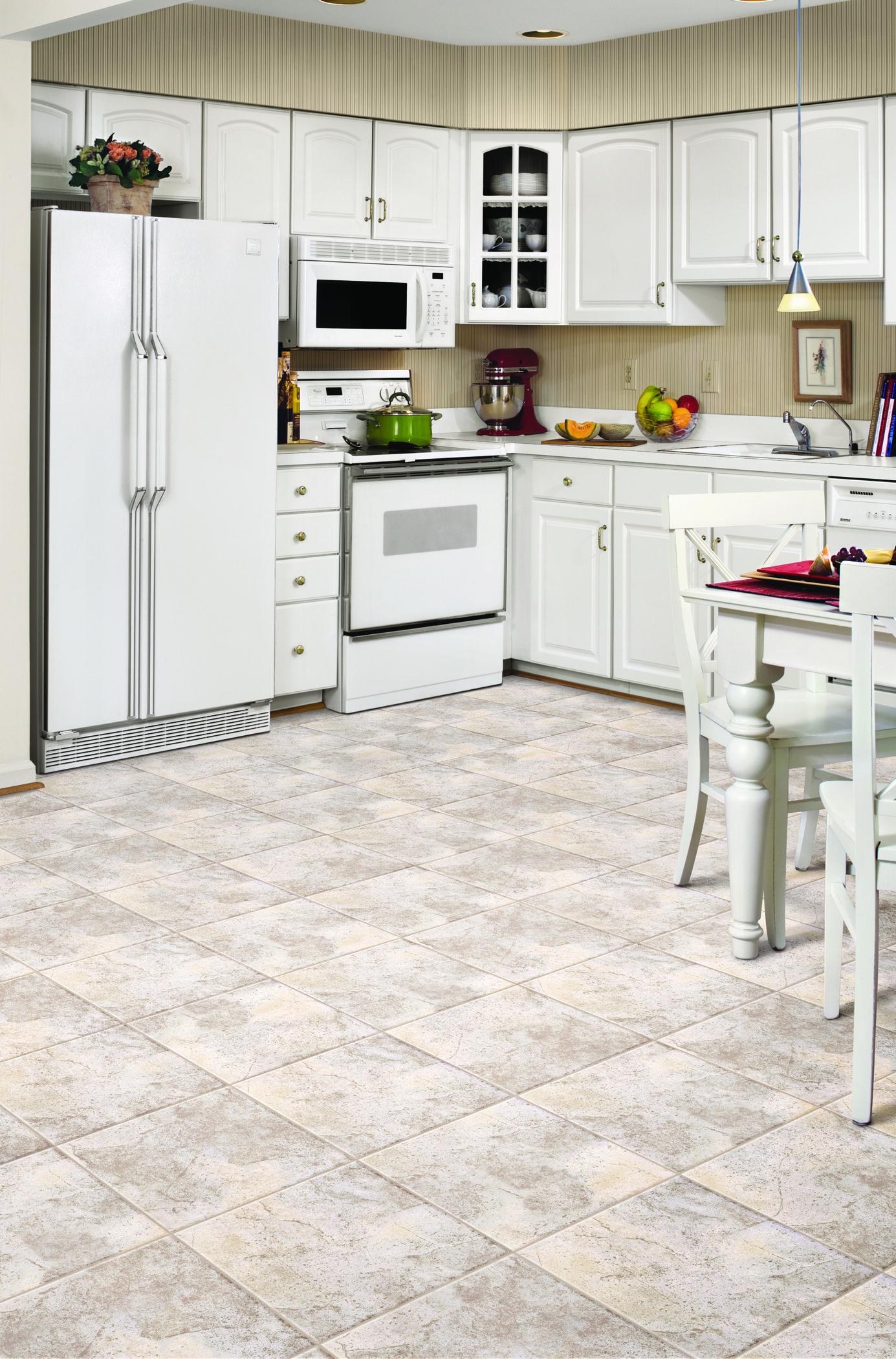 Congoleum Ovations Sunstone In Stone White Fabulousfloorsinc Biz Vinyl Tiles Flooring Luxury