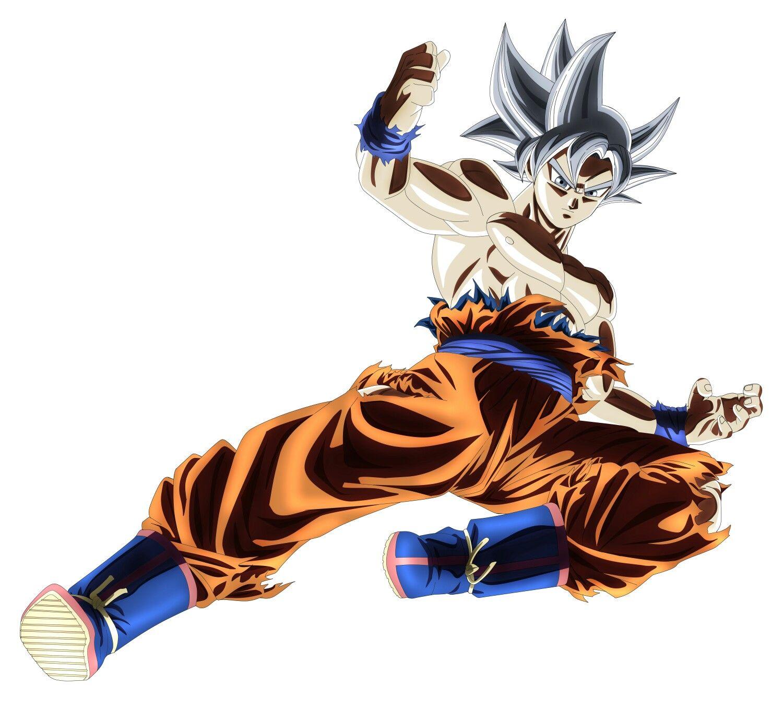 Goku Ultra Instinct Dragon Ball Super Goku Dragon Ball Goku Dragon Ball Z