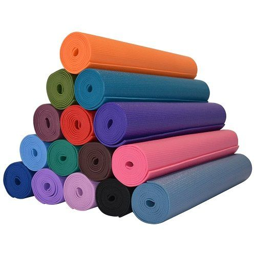 Yoga Direct 1 8 Inch Yoga Mat 24 X 68 Burgundy Check Out The Image By Visiting The Link With Images Yoga Accessories Thick Yoga Mats Yoga Mats Best