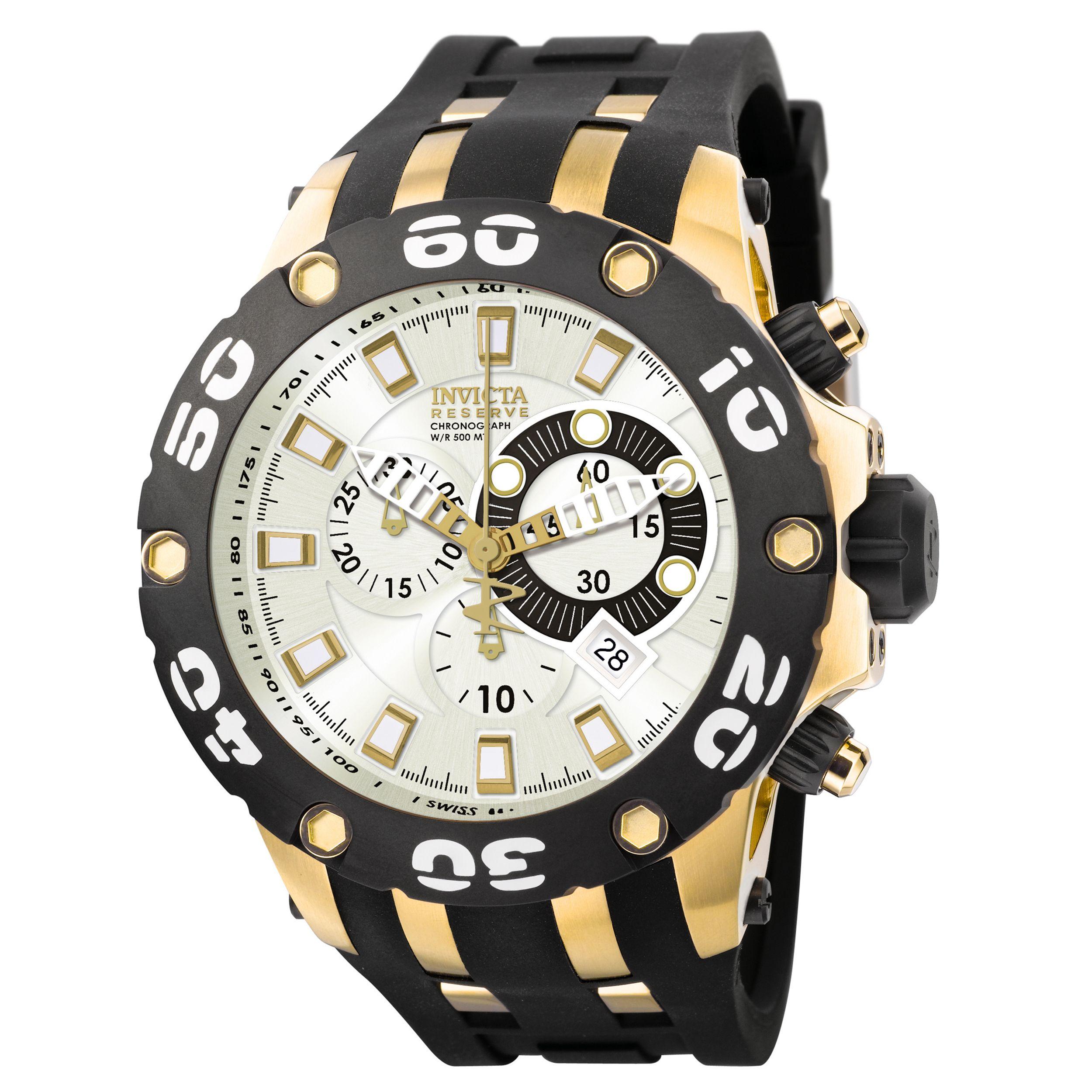 20af680307e Invicta Men s 0915 Subaqua Quartz Chronograph Dial Watch